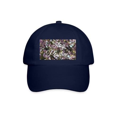 STAY POSITIVE #FRASIMTIME - Cappello con visiera