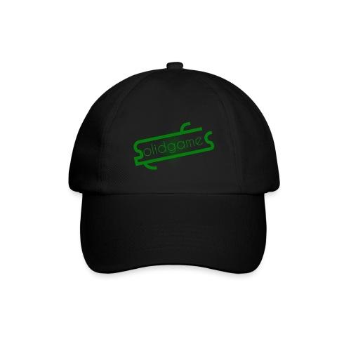 Solidgames Crewneck Grey - Baseball Cap