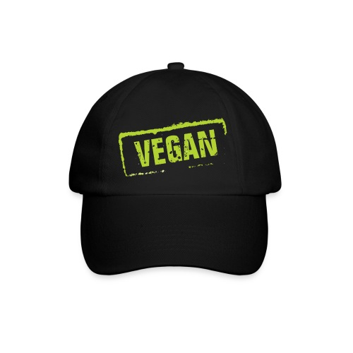 Vegan - Baseballcap
