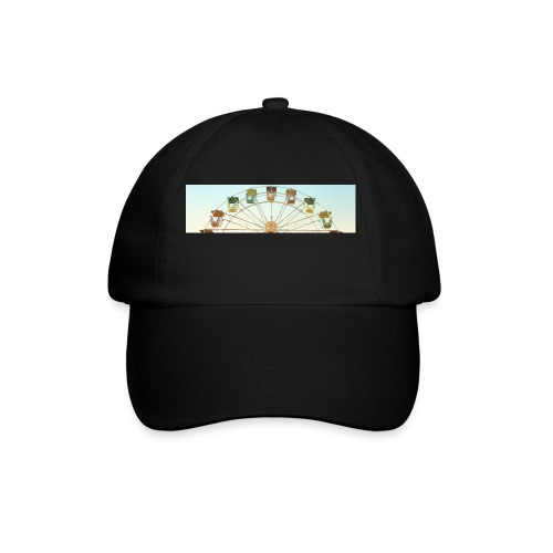 header_image_cream - Baseball Cap