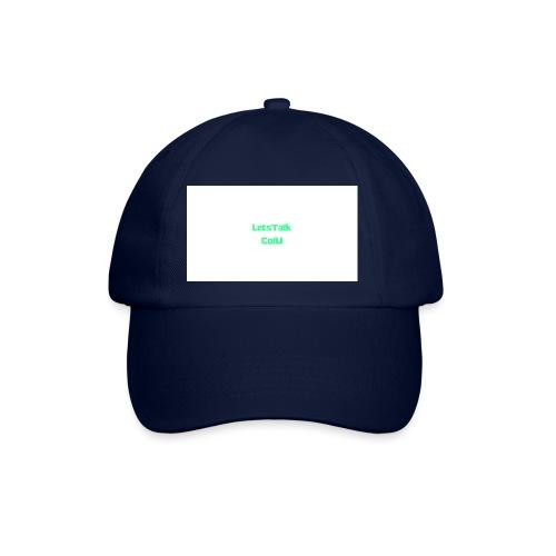 LetsTalk ColU - Baseball Cap