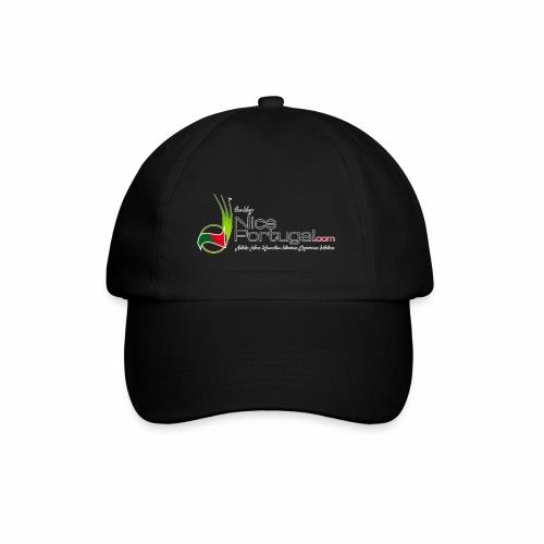 NicePortugal.com Logo - Cappello con visiera