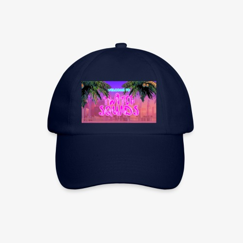 Welcome To Twitch Squads - Baseball Cap