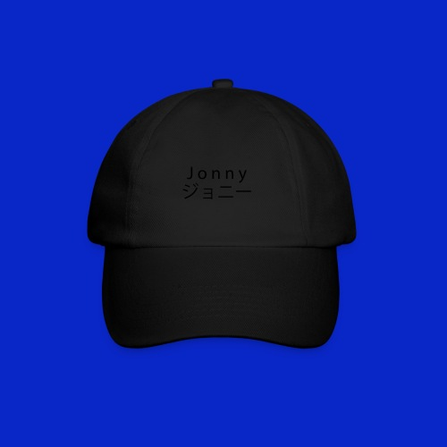 J o n n y (black) - Baseball Cap