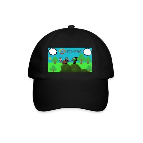 Maglietta Immagine Mario Anti-Pro - Cappello con visiera