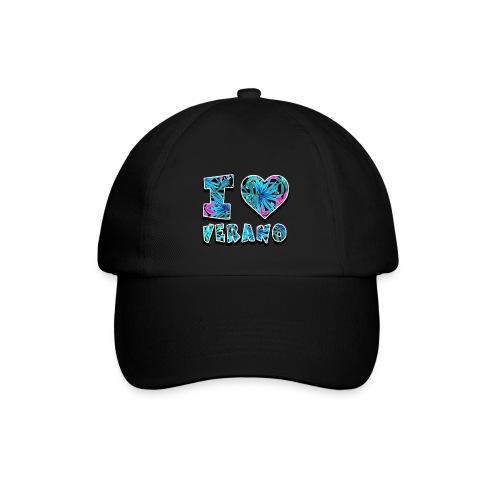 I Love Verano - Gorra béisbol