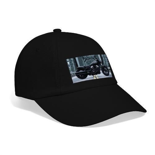 Passione per le moto - Cappello con visiera