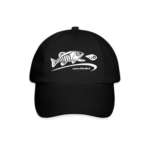 logo-tribal-blanc - Casquette classique