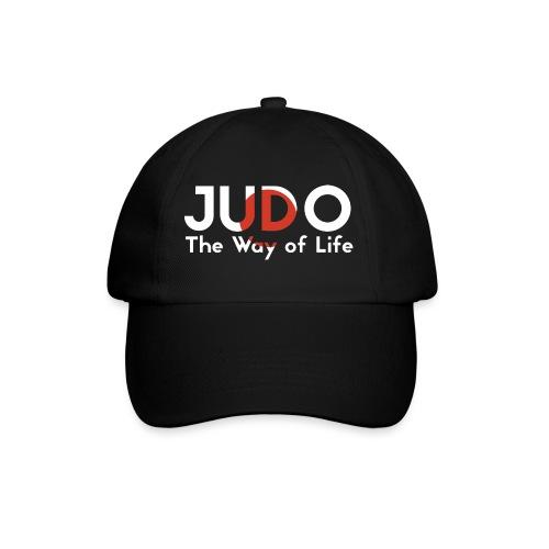 judo the way of life - Czapka z daszkiem