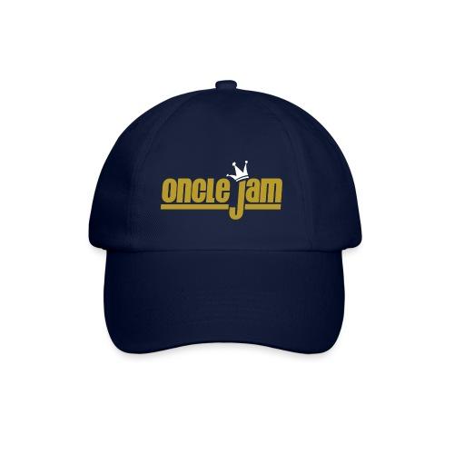 Oncle Jam horizontal or - Casquette classique