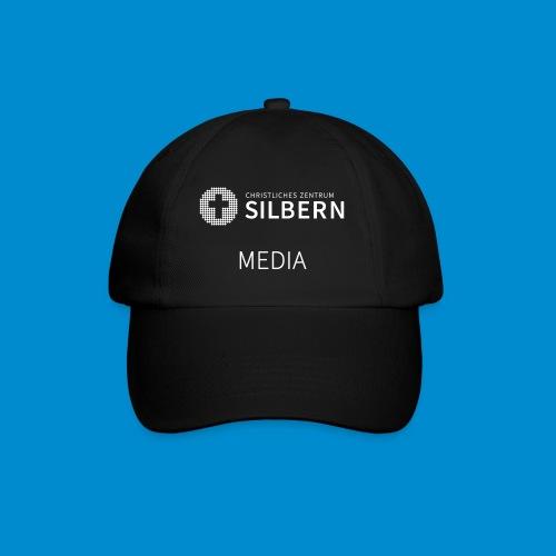 Silbern Media - Baseballkappe