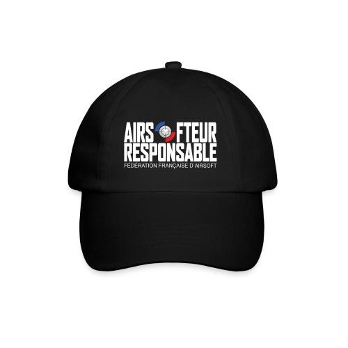 Airsofteur Responsable - Casquette classique