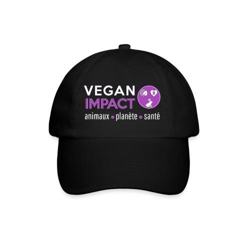 Logo pour t shirt noir png - Casquette classique