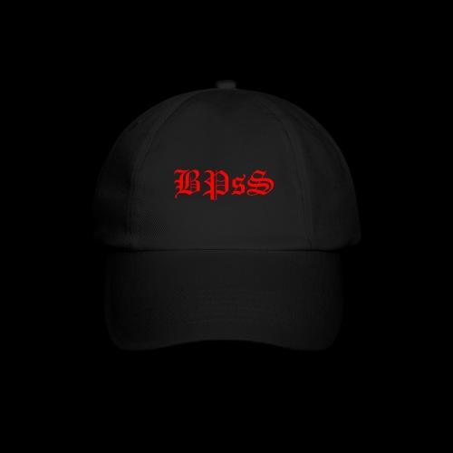 bpss red PNG - Baseballkappe