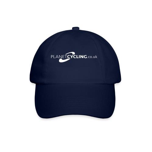 Planet Cycling Web Logo - Baseball Cap