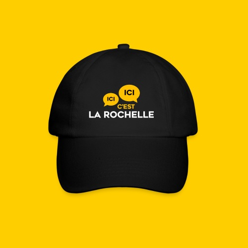 Ici Ici c est La Rochelle - Casquette classique
