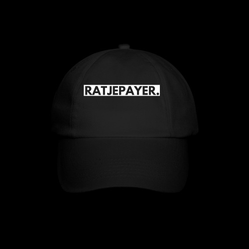 RATJEPAYER. - Baseballcap
