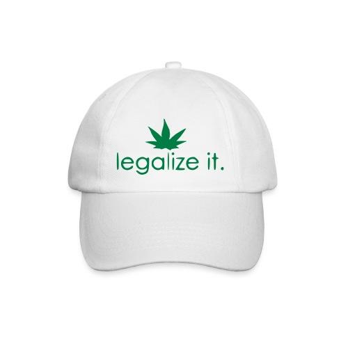 LEGALIZE IT! - Baseball Cap