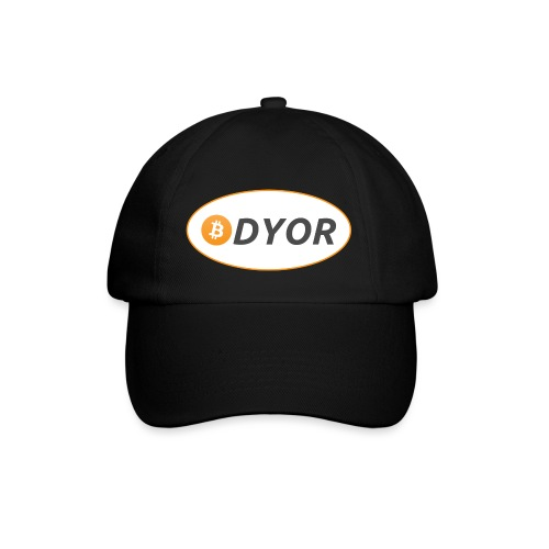 DYOR - option 2 - Baseball Cap