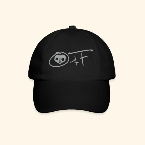 O4F GRIGIO - Cappello con visiera