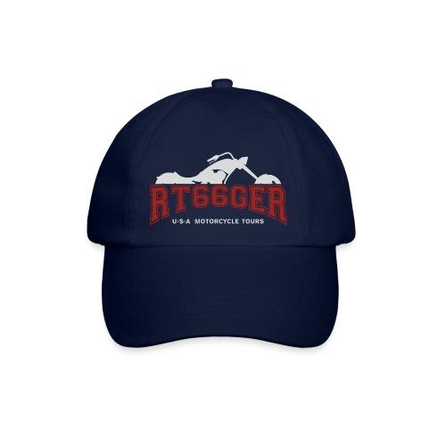 Rt66GER Logo - Baseballkappe