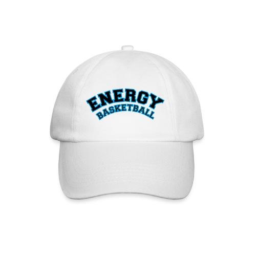 street wear logo nero energy basketball - Cappello con visiera