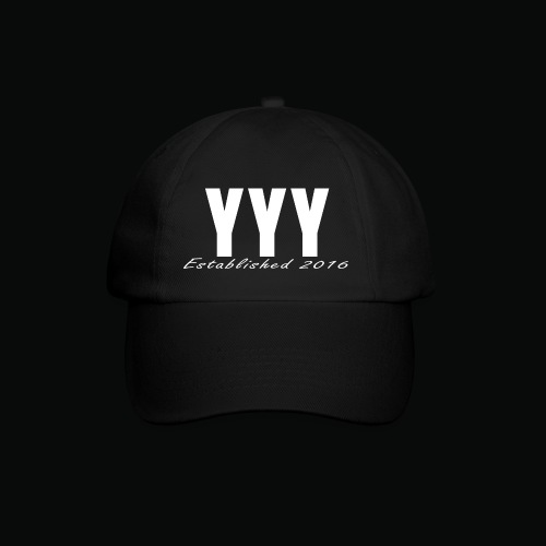 'Snapback Edition' YYY Apparel Design - Baseball Cap