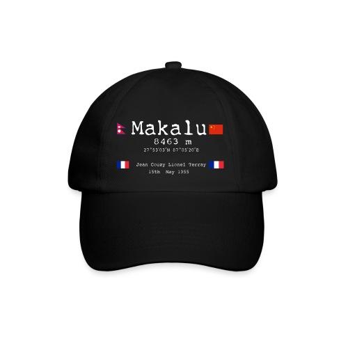 Makaluwhite - Cappello con visiera