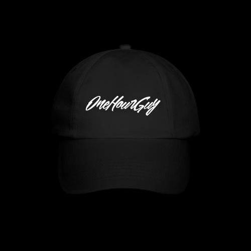 OneHourGuy Logo Italic - Baseball Cap