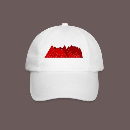 Simplistic Mountains - Baseballkasket