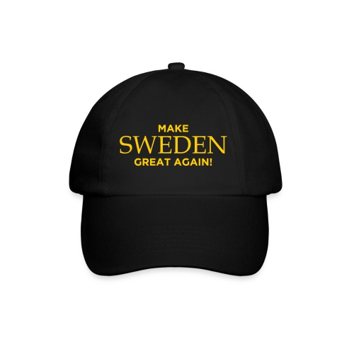 Make Sweden Great Again! - Basebollkeps