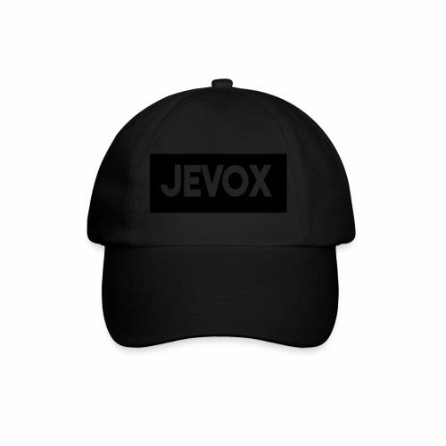 Jevox Black - Baseballcap