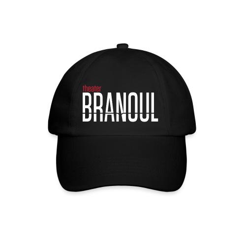 Branoul Logo rood wit - Baseballcap