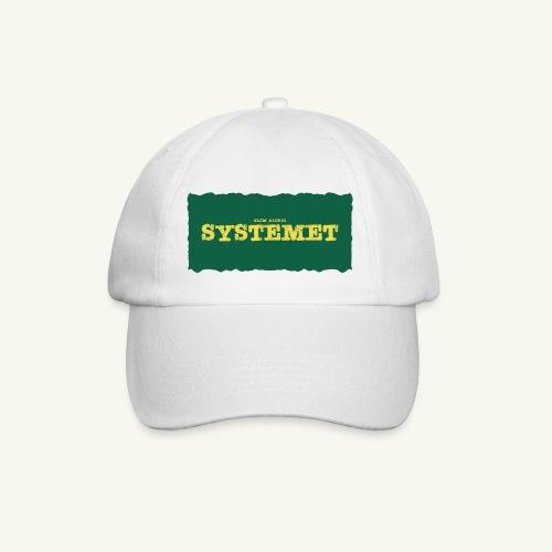 Glöm aldrig Systemet - Basebollkeps