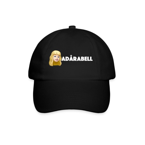 Adårabell logo - Basebollkeps