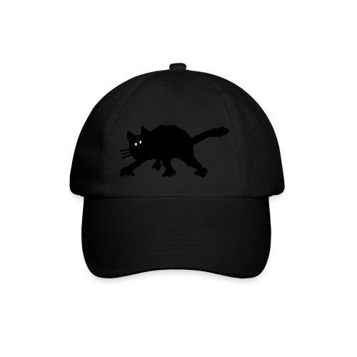 Katze - Baseballkappe