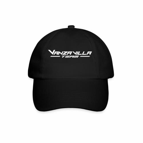 logo vanzavilla bianco - Cappello con visiera