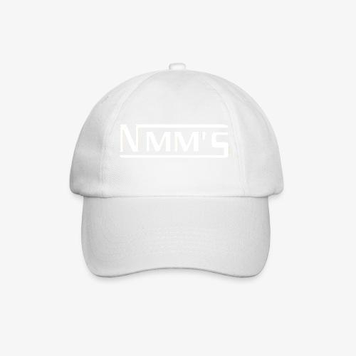 logo white - Gorra béisbol