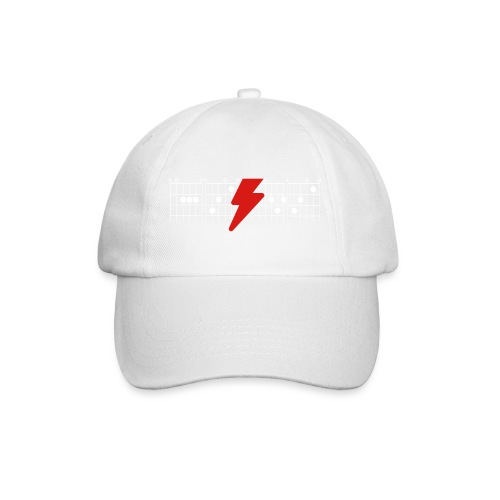 Rock Guitar Shirt - Baseball Cap