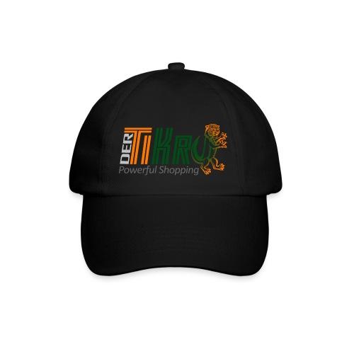 DerTiKro Tiger Krokodil - Baseballkappe