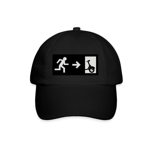 notaufgang - Baseballkappe