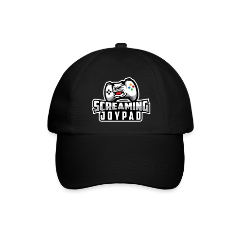 ScreamingJoypad Logo - Baseball Cap