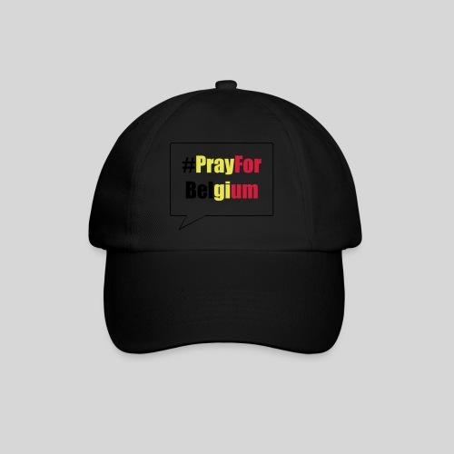 #PrayForBelgium - Casquette classique
