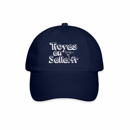 logo Troyes en Selle - Casquette classique