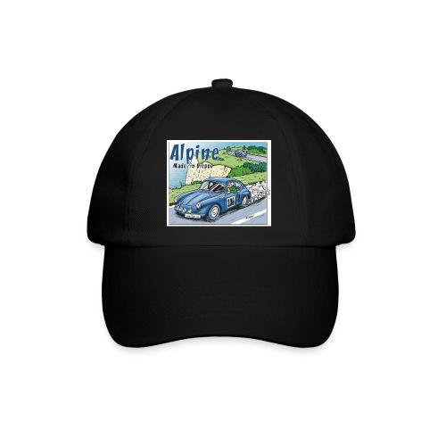 Polete en Alpine 106 - Casquette classique
