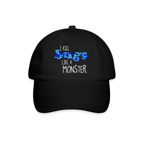 ikillbugslikeamonster - Baseball Cap