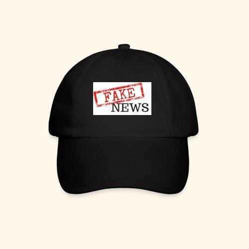 fake news - Baseball Cap