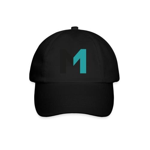 Logo M - Baseballkappe