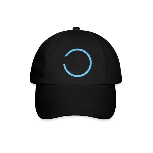 Logo Black - Baseballkappe