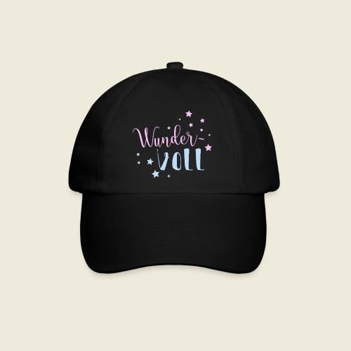 Wunder-VOLL Voller Wunder wundervoll - Baseballkappe